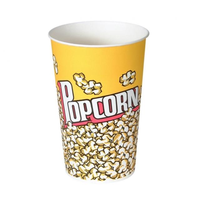 Надпись попкорн с картинкой, юбилеем